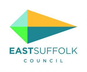 East Suffolk Logo - Print - Colour - Boxed - JPG